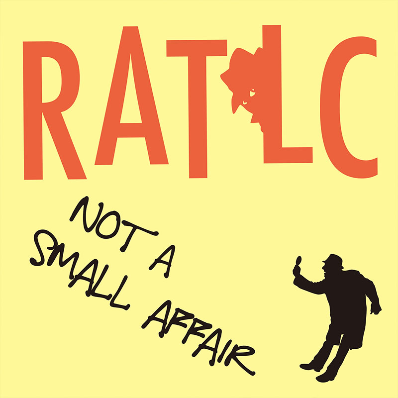 NOT A SMALL AFFAIR EP